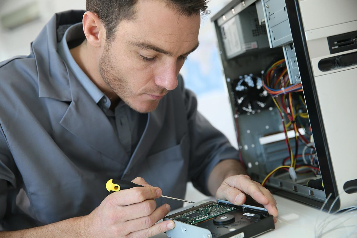 Portage Indiana Onsite Computer PC & Printer Repair, Network, Voice & Data Cabling Services