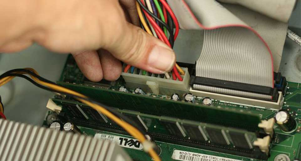 Michigan City Indiana On Site PC & Printer Repair, Network, Voice & Data Cabling Services