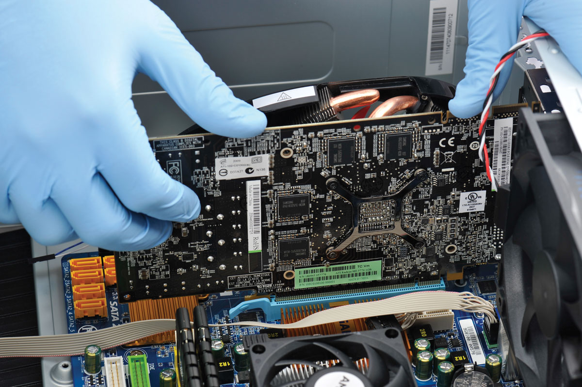 Indianapolis Indiana On Site PC & Printer Repair, Network, Voice & Data Cabling Solutions
