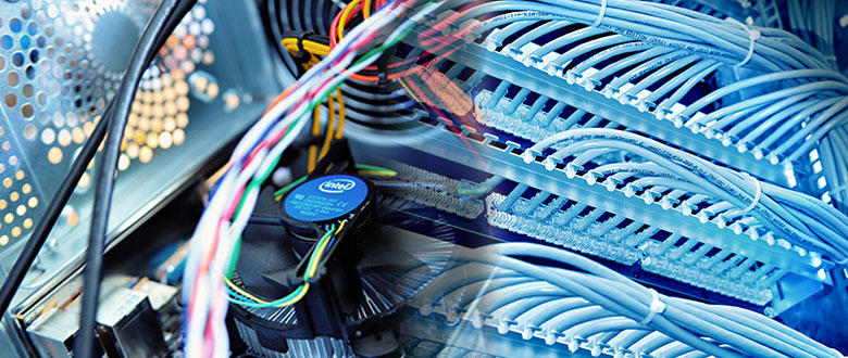 Berwyn Illinois On Site PC & Printer Repair, Network, Voice & Data Cabling Solutions
