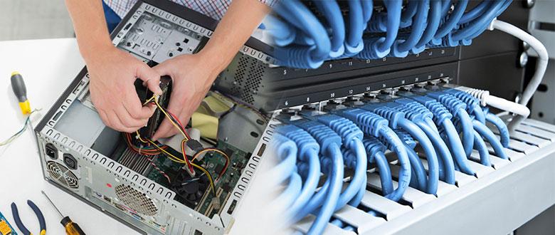 Joliet Illinois Onsite PC & Printer Repair, Networks, Voice & Data Cabling Providers