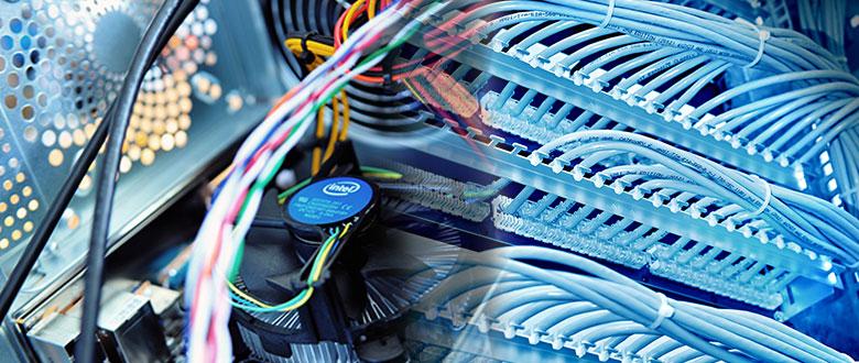 Alpharetta Georgia On Site PC & Printer Repair, Network, Voice & Data Cabling Contractors